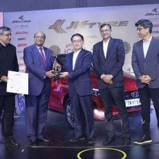 Hyundai i20 Wins the Coveted ICOTY Award 2021