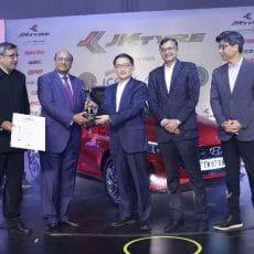Hyundai i20 Wins the Coveted ICOTY Award 2021
