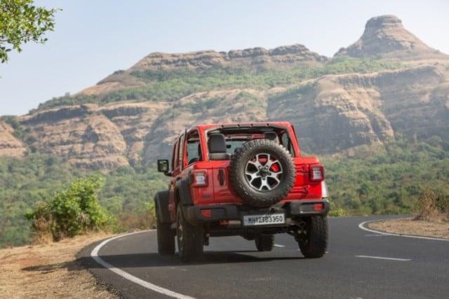 Jeep Wrangler Rubicon Made in India
