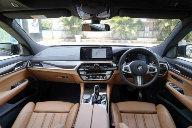 new BMW 6GT 630i Gran Turismo