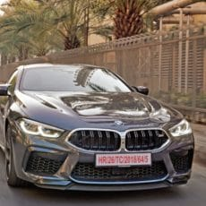 BMW M8 Coupe Road Test Review – M Power at its Best