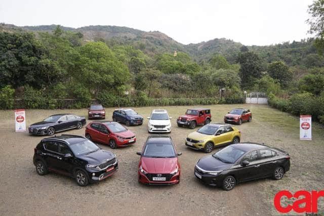 car india awards 2021