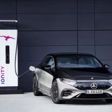 Mercedes EQS Sedan and EQA, EQB SUVs Further Electric Charge