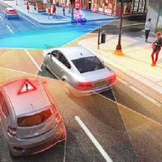 Continental Automotive Radar Tech makes Autonomous Mobility Safer