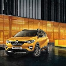 New Renault Triber 2021 Formally Launched in India