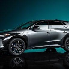 Toyota bZ4X Concept Shows the Next Step