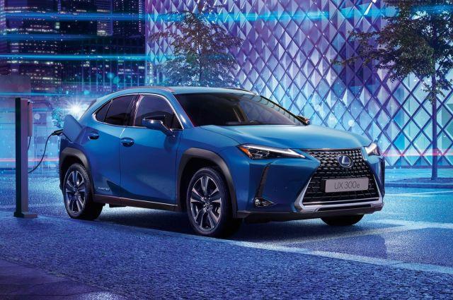 Lexus Electrified