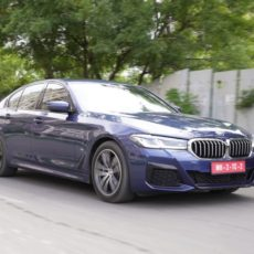 The new BMW 530i M Sport Review – If it Ain't Broke…