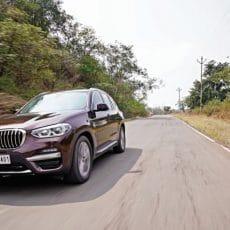 BMW X3 xDrive30i Road Test Review