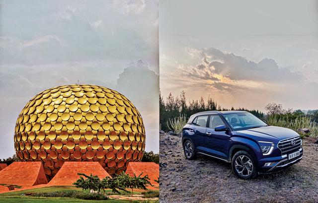 Special Feature: Hyundai Creta goes to Auroville
