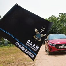 Special Feature: Hyundai i20 Visits CLAW Global