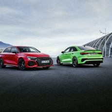 New Audi RS 3 Unveiled.