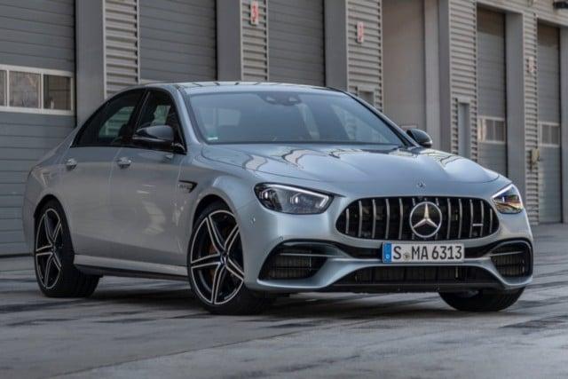 Mercedes-AMG E 53 E 63 S 4MATIC+