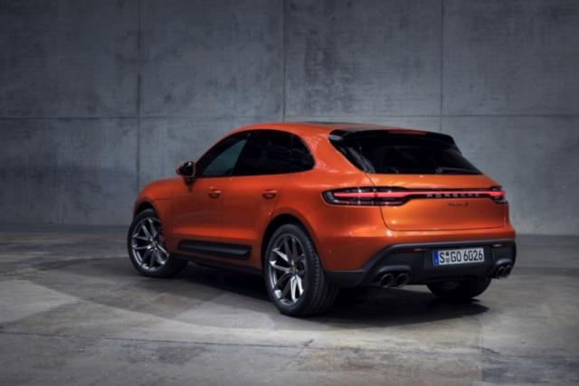 New Porsche Macan S