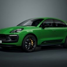 New Porsche Macan Comes Out; Gets More Grunt