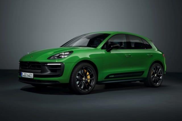 New Porsche Macan GTS
