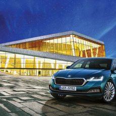 Special Feature – All-new Škoda Octavia – Gateway to Luxury