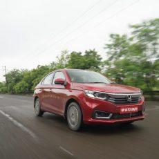 2021 Honda Amaze Facelift Review