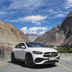 Mercedes-Benz GLA220d Travelogue to Turtuk: Exodus