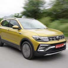 New Volkswagen Taigun Mid-Sized SUV Launched in India