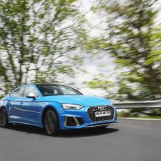 Audi S5 Sportback Test Review – Refined Aggression