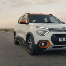 The New Citroen C3 For India Revealed