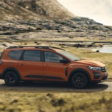 All-new Dacia Jogger 7-seater Introduced