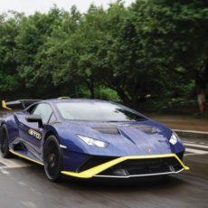 Lamborghini Huracan STO Review – Race Car for the Road