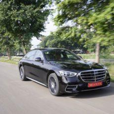 Mercedes S-Class Drive Review – Grace