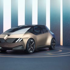 BMW i Vision Circular – The Recycled Future